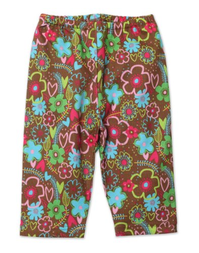 Zutano Baby-Girls Infant Sugar Bramble Pant