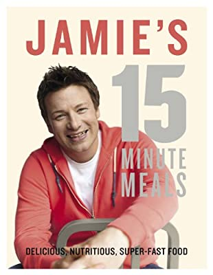 Jamie's 15-Minute Meals from Michael Joseph