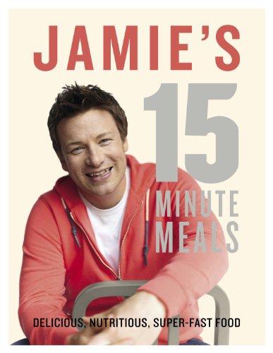 Jamie's 15-Minute Meals (Hardcover)
