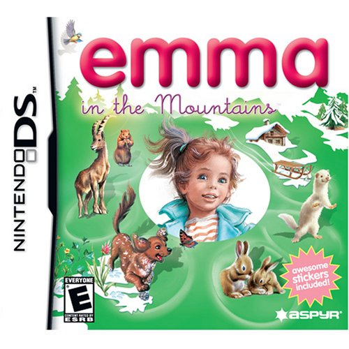 Emma in the Mountains - Nintendo DS - 1