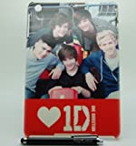 1X Love 1D One Direction (New All Band Members) Case Cover Skin for ipad-Mini 7.9