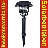 2-in-1 Solar Insektenvernichter und Lampe