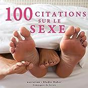 100 citations sur le sexe |  divers auteurs