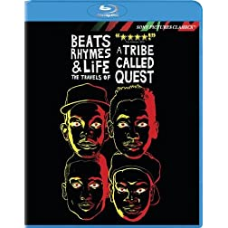 Beats, Rhymes & Life: The Travels of a Tribe Called Quest [Blu-ray]