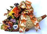 Horn Of Plenty: Thanksgiving Gift Basket