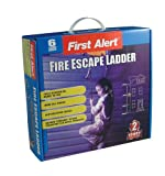 First Alert 2 Storey Escape Ladder, EL52W-2