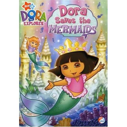 Amazon.com: Dora the Explorer: Dora Saves the Mermaids