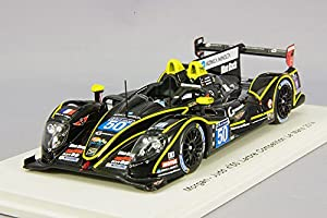 Spark - S4226 - Véhicule Miniature - Modèles À L'échelle - Morgan Judd Lmp2 - Le Mans 2014 - Echelle 1/43