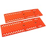 Car Tracks Mud Snow Traction Grip Sand Tyre Pair Wheel Ice Van Tredlox