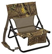 Browning Camping 8533501 Woodland Folding Chair (Mossy Oak Break-Up Infinity)
