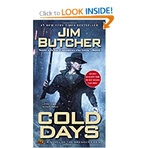 Cold Days (Dresden Files) by Jim Butcher