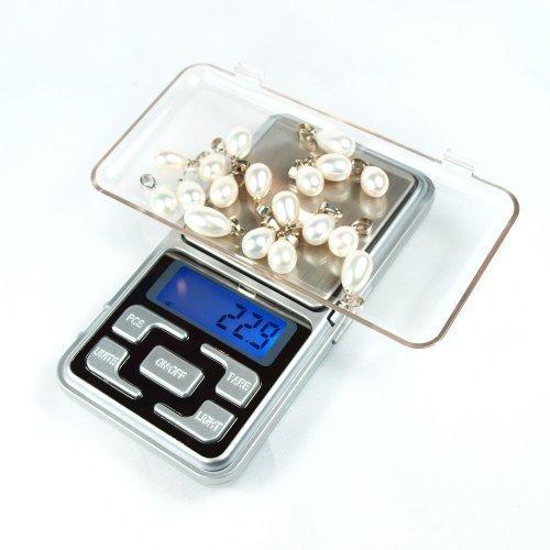 Mini Digital Electronic Balance Kitchen Scale 0.1g-500g by Minheng