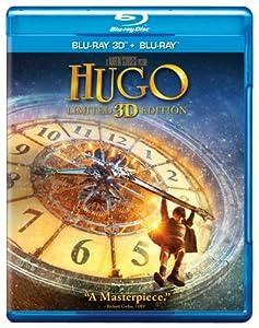 Hugo (3D Blu-ray) by Paramount Catalog