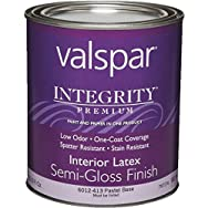 Integrity Latex Semi-Gloss Wall Paint And Primer In One Paint-INT S/G PASTEL BS