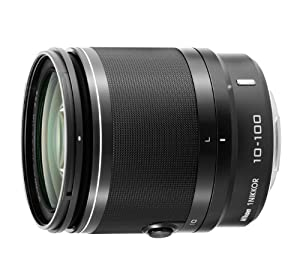 Nikon 1 NIKKOR 10-100mm f/4.0-5.6 VR (Black)