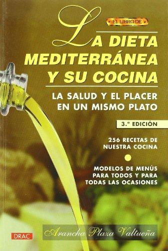 Comparamus libro de la dieta mediterranea y su cocina for Cocina mediterranea