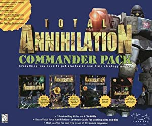 Total Annihilation Commander Pack