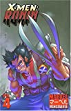 Marvel Mangaverse Volume 4: X-Men Ronin TPB