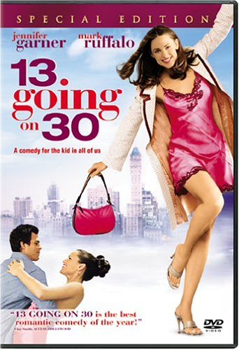 13 going on 30 special edition dvd 2004