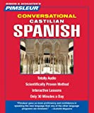 Product 1442349077 - Product title Castilian Spanish, Conversational: Learn to Speak and Understand Castilian Spanish with Pimsleur Language Programs (Simon & Schuster's Pimsleur)