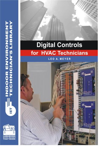 Digital Controls for HVAC Technicians, Indoor Environment Technician's Library - LAMA Books - 0880690488 - ISBN:0880690488