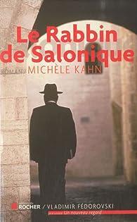 Le rabbin de salonique mich le kahn babelio - Salon du livre des balkans ...