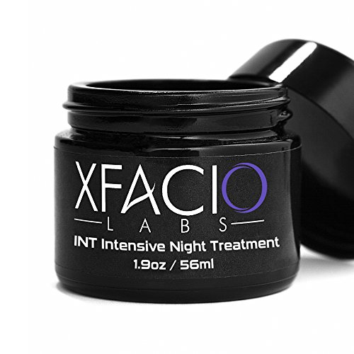 Xfacio Labs discount duty free Intensive Lift Night Cream-100% Advanced Anti Aging Intensive Night Treatment-Xfacio Labs Natural & Organic Formula With CoQ10. Peptides, Hyaluronic Acid, Jojoba Oil & More
