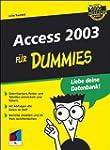 Access 2003 f�r Dummies
