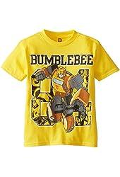 Transformers Little Boys' Bumblebee '84 Tee
