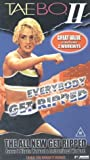 Billy Blanks' Tae Bo: Everybody Get Ripped [VHS]