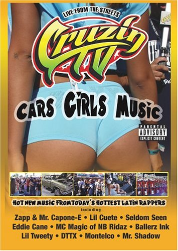 Cruzin' TV DVD, Vol. 2: Cars, Girls, Music [Import]