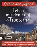 Leben mit den Fünf 'Tibetern', 1 CD-ROM in Box Quelle der Jugend. Geheimnisse der Meditation, Seelische und körperliche Vitalität, Praktische Tipps zur ganzheitlichen Lebensplanung. Für Windows 95/98 oder MacOS 7.5