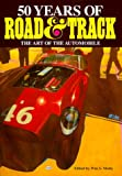 img - for 50 Years of Road and Track: The Art of the Automobile book / textbook / text book