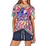 (アディダスオリジナルス) Adidas Originals レディース トップス Tシャツ Adidas Originals Bf Trefoil T-Shirt 並行輸入品