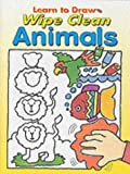 Learn to Draw Wipe Clean Animals