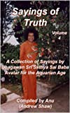 img - for Sayings of Truth Volume 4 book / textbook / text book