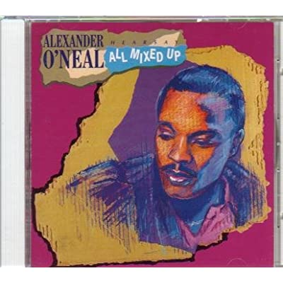 Alexander O'Neal/All Mixed Up