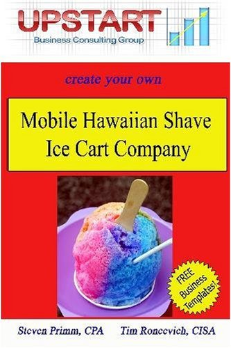 shaved ice business plan Business plan for little jimmy's italian ice and pushcarts.
