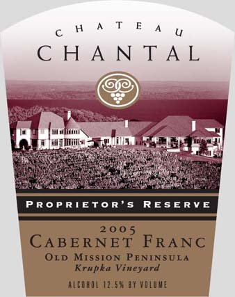 2012 Chateau Chantal Proprietor'S Reserve Cabernet Franc 750 Ml