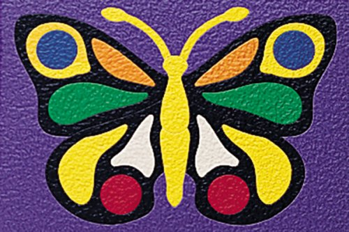 Cheap Lauri BUTTERFLY CREPE RUBBER PUZZLE (B00005C1I3)