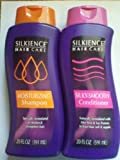 Silkience Hair Care Shampoo and Conditioner Set 20 Oz. (Combo Deal)