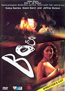 Boso (Director's Cut) - Philippine Tagalog DVD
