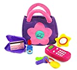 Kidoozie My First Purse, Fun and Educational, For Toddlers and Preschoolers, Encourages Safe Play (Toy)