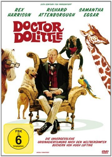 Doctor Dolittle [Blu-ray]