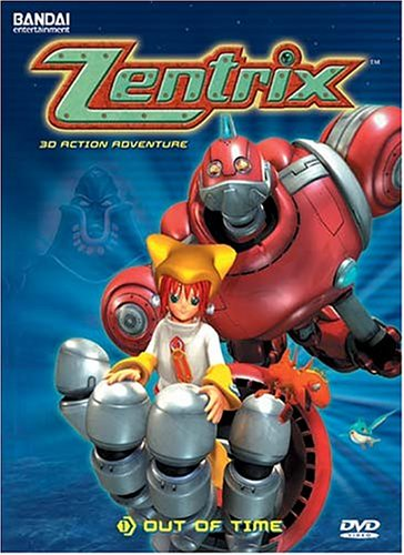 Zentrix 1: 30 Action Adventure - Out of Time [DVD] [Region 1] [US Import] [NTSC]