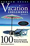 Random House Vacation Crosswords, Volume 1