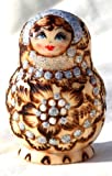 Traditional 5 Piece Russian Doll set