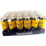 Thatchers Gold Crisp Somerset Cider 24 Pack 12000g