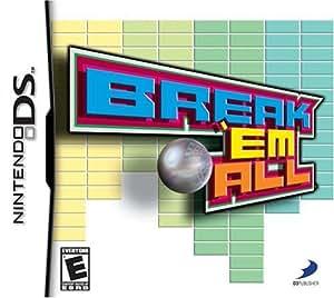 Break 'Em All - Nintendo DS