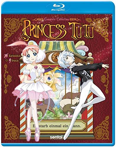 Blu-ray : Princess Tutu: Complete Collection (Subtitled, Anamorphic)